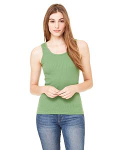 Bella + Canvas 4000 Ladies' 2x1 Rib Tank