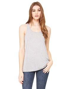 Bella + Canvas B8800 Ladies' Flowy Racerback Tank