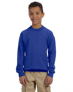 Gildan G180B Heavy Blend Youth 8 oz., 50/50 Fleece Crew
