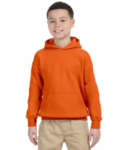 Gildan G185B Heavy Blend Youth 8 oz., 50/50 Hood