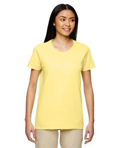 Gildan G500L Heavy Cotton Ladies' 5.3 oz. Missy Fit T-Shirt