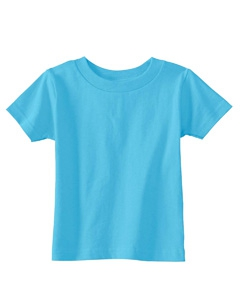 Rabbit Skins 3401 Infants'5.5 oz. Short-Sleeve Jersey T-Shirt